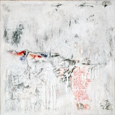 Gisela Rosenberger, Was ist es, Acryl