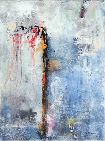 ohne Titel–Malerei_Gisela Rosenberger