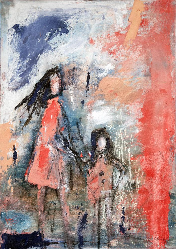 Spaziergang – Gisela Rosenberger
