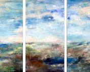Triptychon-Gisela Rosenberger