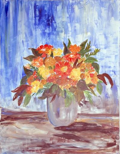 Blumenstrauss – Gisela Rosenberger