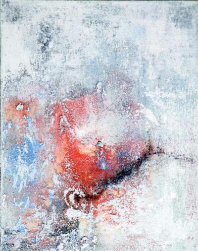 ohne Titel (2011), Acryl, 20 x 30cm
