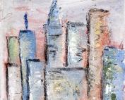 Stadt – Gisela Rosenberger