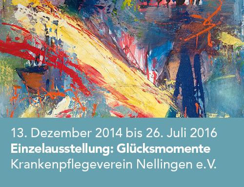 Einzelausstellung Krankenpflegeverein Ostfildern-Nellingen (2014–2016)