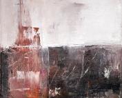 o.T. (schwarz/braun) – Gisela Rosenberger
