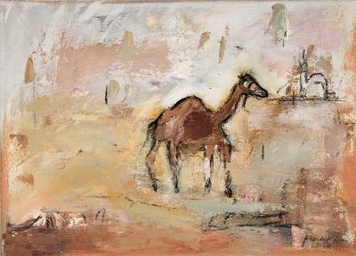 das Kamel – Gisela Rosenberger