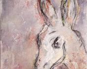 Esel – Gisela Rosenberger