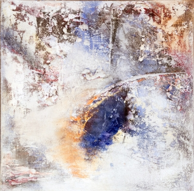 Blauer Planet – Gisela Rosenberger